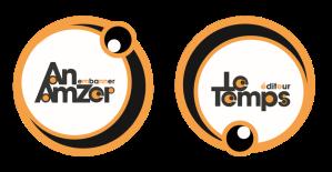 logo le temps éditeur DUO transparence