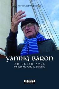 visuel couverture Yannig baron